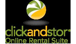 ClickandStor online rental suite